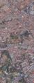 Mappa della città di Roma capitale