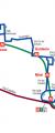Metro C, per lavori San Giovanni chiude alle 20:30: bus sostitutivi MC2 e MC5